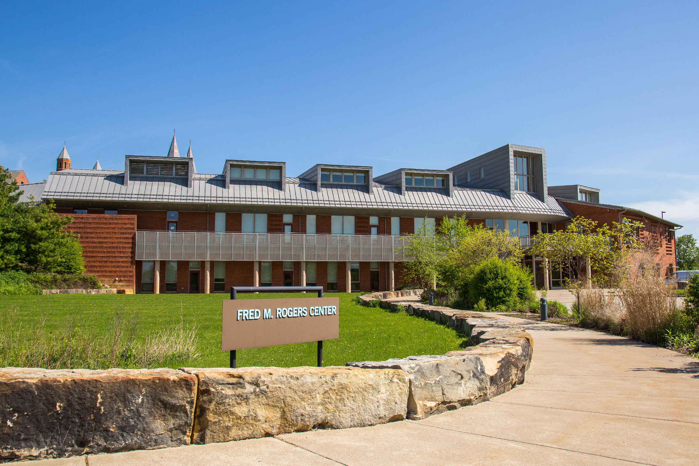 The Fred Rogers Center at St. Vincent College